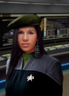 Lieutenant Colonel Eleanor Redpath  J.D.